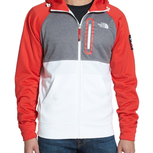FULL ZIP HOODI